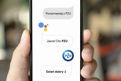 Porozmawiaj z PZU za pomocą Asystenta Google i zaplanuj bezpieczną podróż
