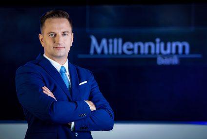 Piotr Maj powołany na Członka Zarządu Millennium Leasing