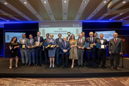"""Pekao BP, mBank, Bank Millennium oraz ING BŚ zwycięzcami Rankingu Banków Miesięcznika Finansowego """"BANK"""" 2019"""