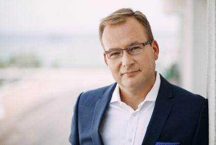 Sebastian Ptak nowym prezesem Blue Media