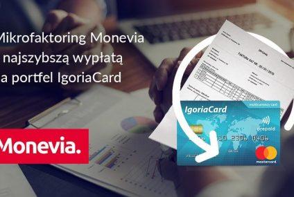 Polskie fintechy Monevia i IgoriaCard rozpoczęły współpracę