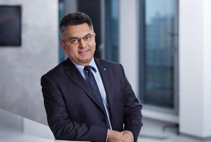 Piotr Głowski zostanie prezesem Santander Aviva