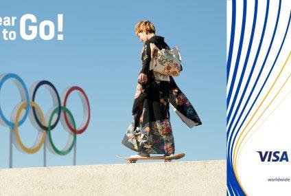 """Rok przed Igrzyskami Olimpijskimi Tokio 2020Visa rozpoczyna program """"Bezgotówkowa Japonia"""""""