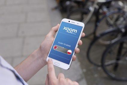 PayPal uruchamia w Europie międzynarodowe przekazy pieniężne Xoom