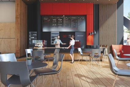 Do Santandera na kawę. Zobaczcie, jak będą wyglądały nowe placówki