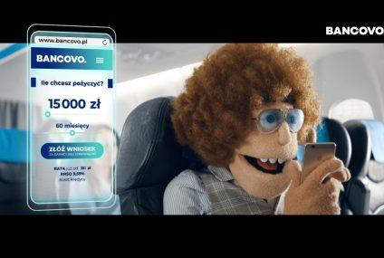 Filip - nowy brand hero marki Bancovo
