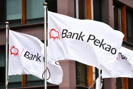 Pekao ma 1,6 mln użytkowników bankowości mobilnej. Wyniki po III kw. 2019 r.