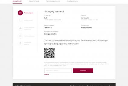 Mobilne potwierdzenie kodem QR - ciekawa funkcja w aplikacji Aliora