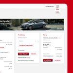 Toyota Bank odświeża serwis transakcyjny, żegna się z tokenem
