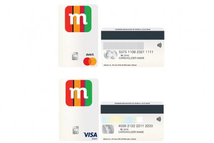 mBank postawił karty do pionu. Zobaczcie, jak wyglądają nowe debetówki
