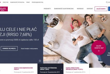 Bank Millennium z najlepszą stroną internetową w Europie Środkowo-Wschodniej według magazynu Global Finance