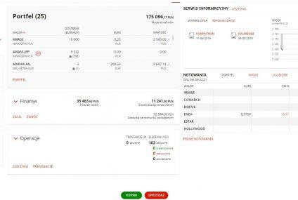 Tak wygląda nowy eMakler mBanku. Dziś premiera