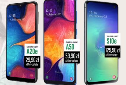 GOpocket – smartfony Samsunga z preinstalowaną aplikacją mobilną BNP Paribas już dostępne na stronie internetowej banku