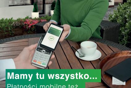 Płatności mobilne w SGB i Grupie BPS w ogólnopolskiej kampanii reklamowej