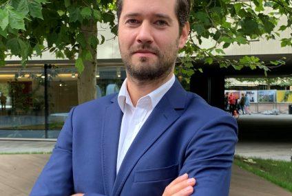 Mateusz Sikora z Citibanku do Mintos