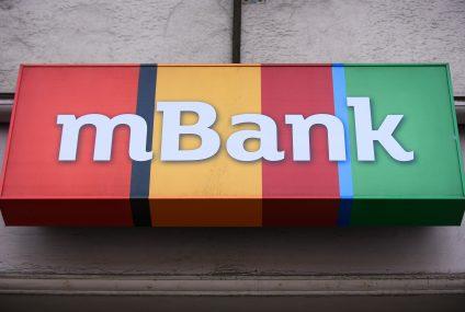 mBank obniża niektóre opłaty