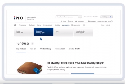 PKO Bank Polski uruchomił usługę doradztwa inwestycyjnego Inwestomat