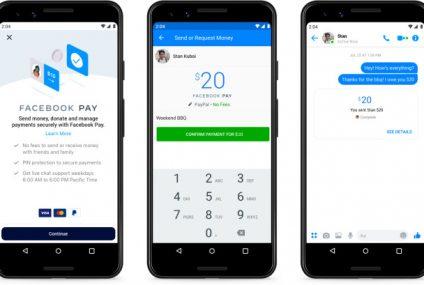 Facebook Pay – Facebook wprowadza nowe płatności