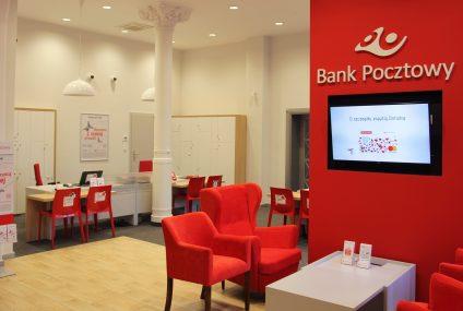 Bank Pocztowy wśród pierwszych banków zwolnionych z tzw. fall-back