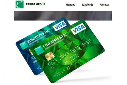 BNP Paribas ostrzega przed platformą paribagroup.com. Podszywa się pod bank i wyłudza dane