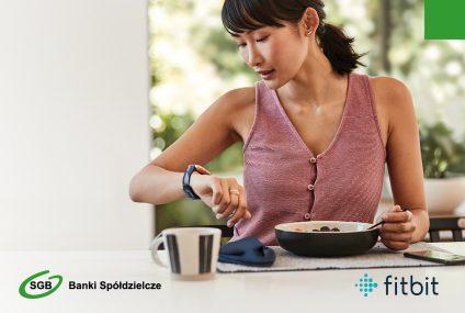 SGB udostępniła płatności Fitbit Pay dla użytkowników kart Mastercard