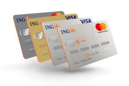 ING udostępnił raty w karcie kredytowej wszystkim klientom