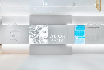 Alior Bank uruchomi w przyszłym tygodniu placówkę w nowym formacie