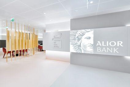 Alior Bank wprowadza nowy format oddziałów. Do końca roku uruchomi 30 takich placówek