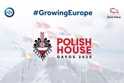 PZU i Pekao wspólnie zorganizują Dom Polski w szwajcarskim Davos