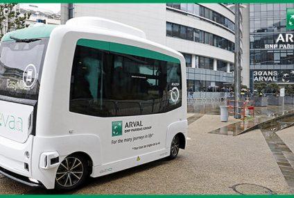 Spółka z grupy BNP Paribas rozpoczyna testy autonomicznych pojazdów elektrycznych