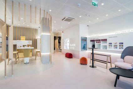 Alior Bank otworzył oddział w nowym formacie w Gdańsku