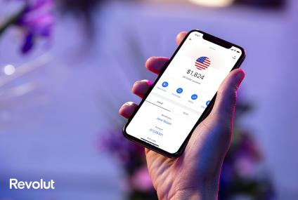 Revolut udostępnia aplikację w USA