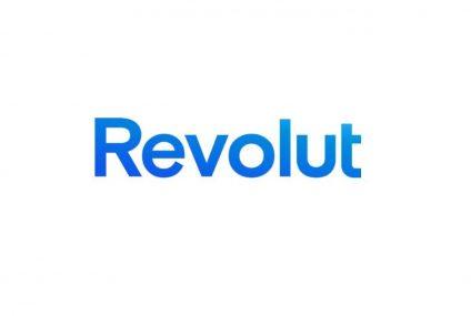 Revolut zmienia logotyp