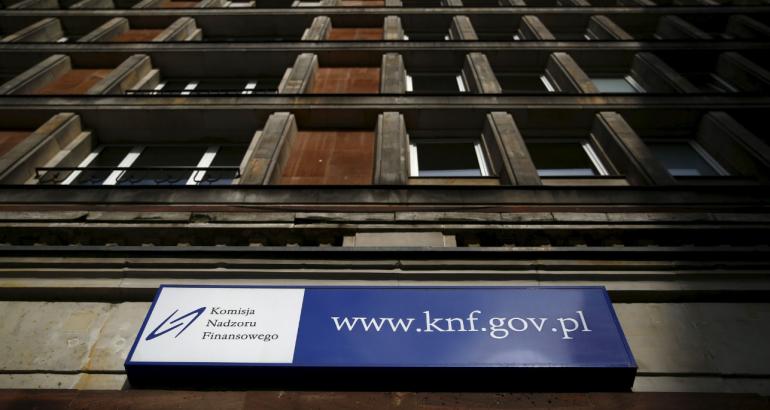 KNF ustanowiła kuratora w Krakowskim Banku Spółdzielczym