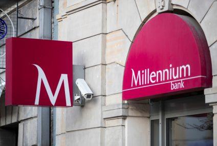 moBiletem zapłacisz w Warszawie za parking. Między innymi apką Banku Millennium