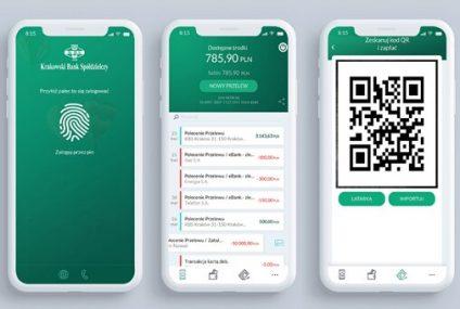 Krakowski Bank Spółdzielczy kończy prace nad nową aplikacją mKBS