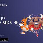 PKO BP ma konkurencję. Bank Pekao wprowadza ofertę PeoPay Kids dla dzieci do 13 roku życia