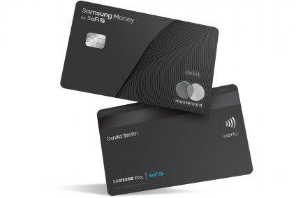 Samsung wprowadza kartę płatniczą. Będzie elementem systemu Samsung Money by SoFi