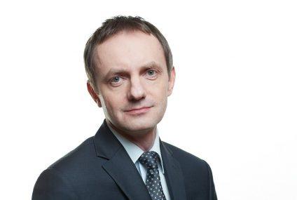 Tomasz Robaczyński dołączył do zarządu Banku Gospodarstwa Krajowego