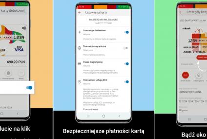 mBank wprowadza nowości do aplikacji mobilnej