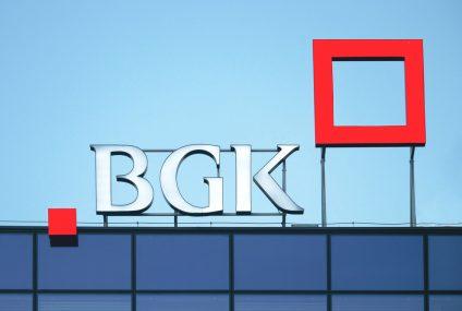 BGK dopłaci firmom do oprocentowania kredytów