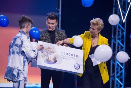 """PZU wspiera zwycięzcę """"The Voice Kids"""""""