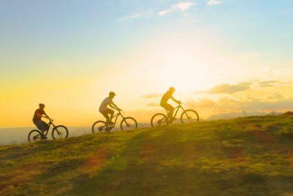 Na czas pandemii co czwarty Polak przesiadł się na rower