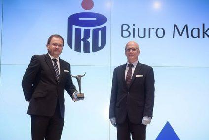 Broker Roku 2019 dla Biura Maklerskiego PKO BP