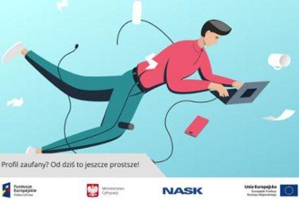 Klienci 15 banków spółdzielczych mogą założyć profil zaufany
