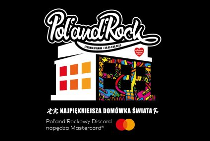 Mastercard na 26. Pol'and'Rock Festival Online