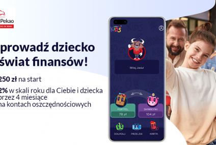 PeoPay KIDS kolejną aplikacją Banku Pekao dostępną w Huawei AppGallery
