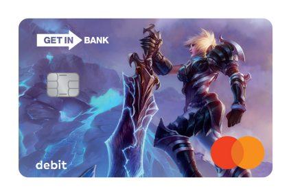 Nie tylko Alior. Getin Bank wprowadza nową kartę dla fanów gry League of Legends
