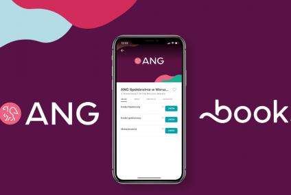 Booksy rozpoczyna współpracę z ANG Spółdzielnią