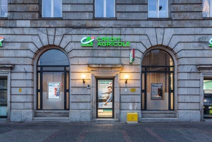 Credit Agricole stawia na zieloną energię